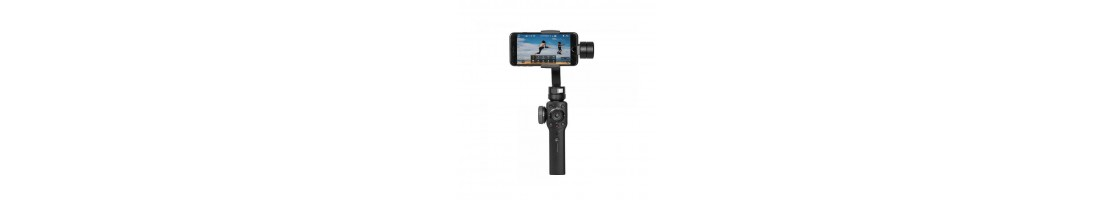 Branded gimbals - smartphone stabilizers at the best prices.
